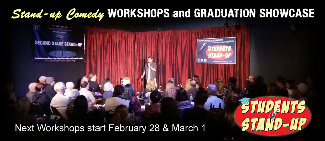Students of Standup  comedy Workshops